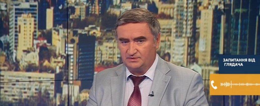 Николай Шамбир, пенсии в Украине, подтверждение стажа