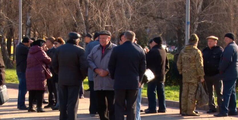 украинские пенсионеры могут получать две пенсии