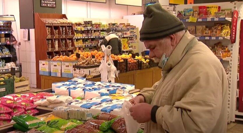 Цены, продукты, Украина