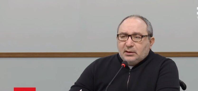 Геннадий Кернес, состояние здоровья, коронавирус