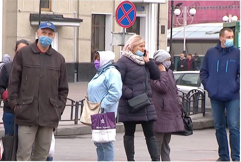 Коронавирус в Украине, Денис Шмыгаль, Статистика по заболеваемостью коронавирусом