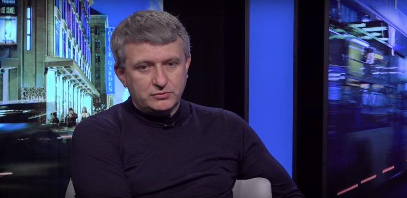 Юрий Романенко политолог украинского института будущего