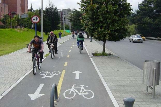 велоифраструктура