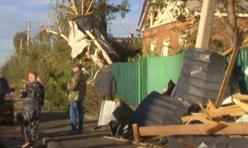 Над Кропивницким пронесся разрушительный ураган: фото, видео