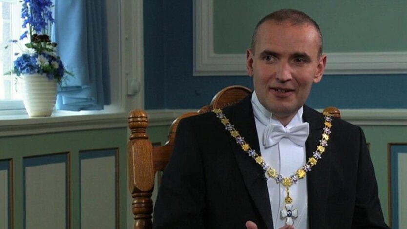 Гвюдни Йоуханнессон , выборы президента в исландии