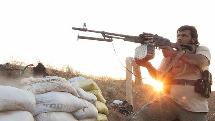 война в Сирии11