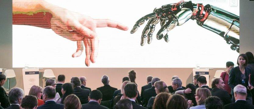 Четвертая промышленная революция роботы