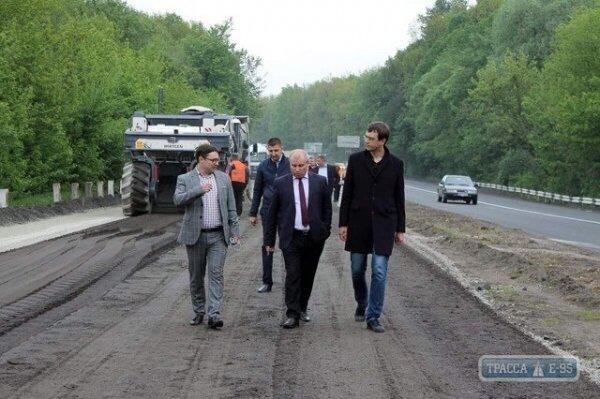 Омелян, строительство автобана дороги