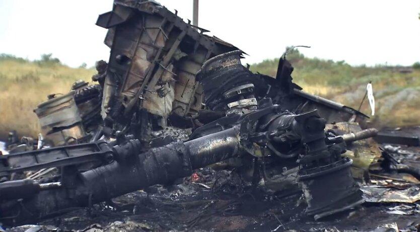 Расследование по делу о катастрофе MH17, Рейс MH17 над Донбассом, Катастрофа MH17