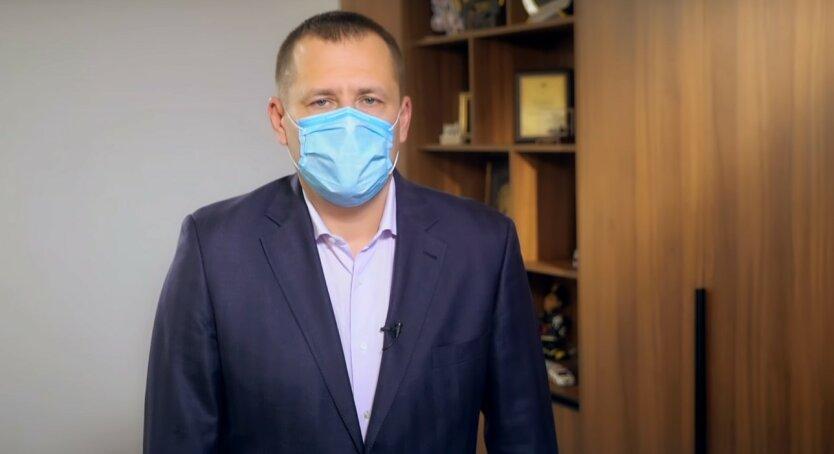Мэр Днепра,Борис Филатов,Местные выборы в Украине,Покушение на Филатова