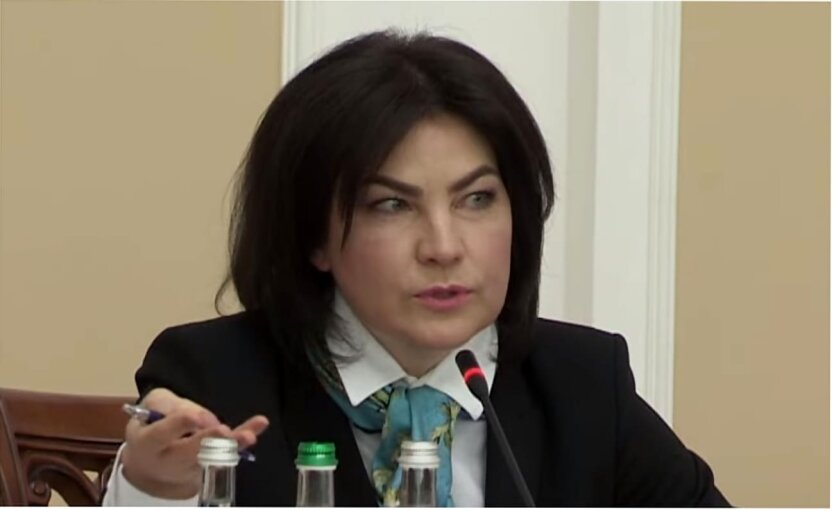 Ирина Венедиктова, Офис генпрокурора Украины, Виктор Медведчук