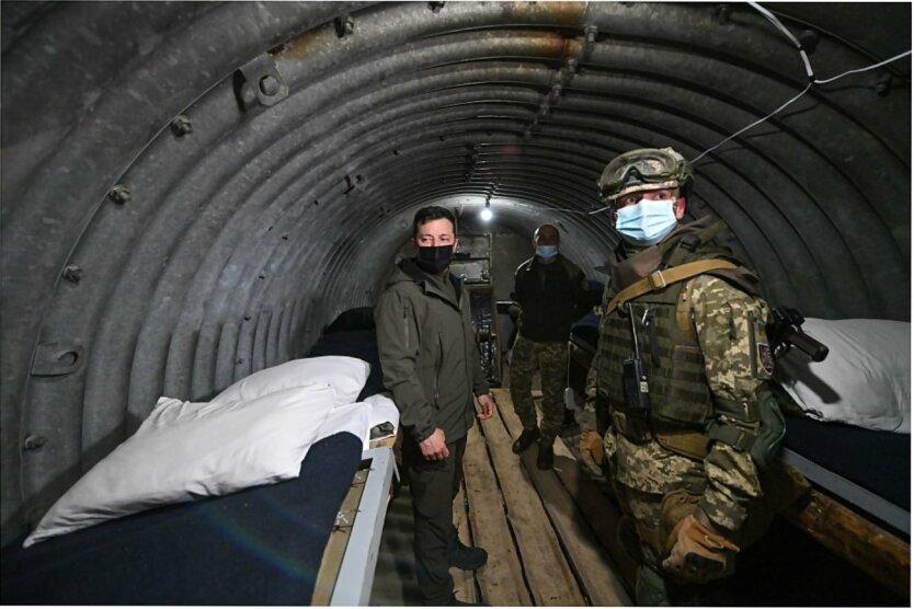 Владимир Зеленский, ТКГ по Донбассу, Война на Донбассе, Перемирие на Донбассе