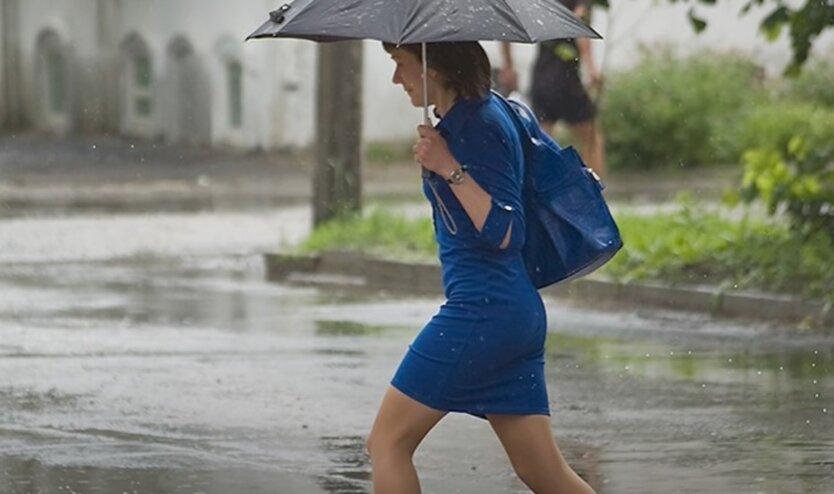 Погода в Украине 30 июня