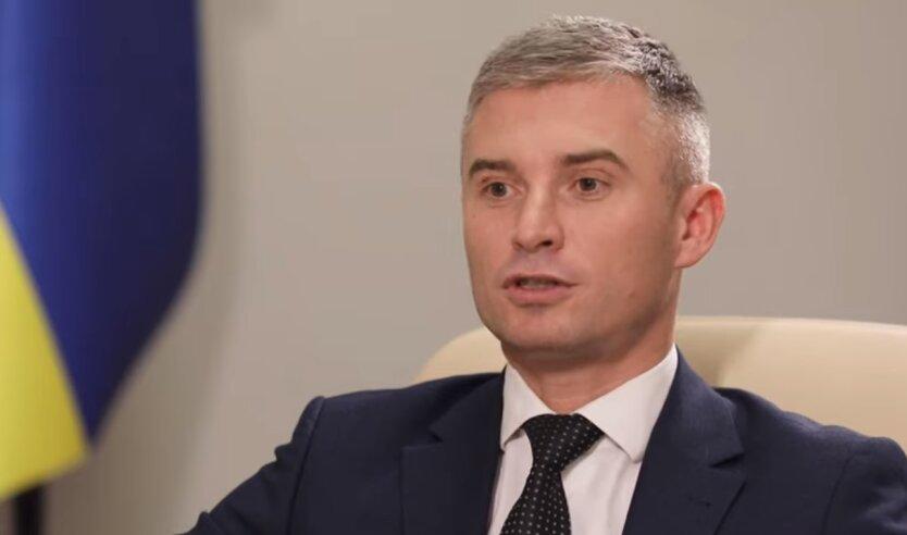Председатель НАПК Александр Новиков