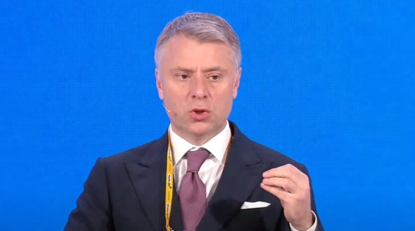 Юрий Витренко, Северный поток-2, Украина