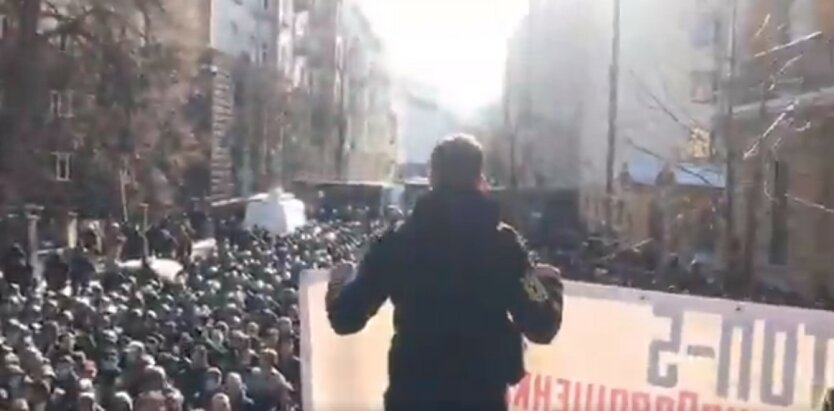 Национальный корпус под АП 9 марта