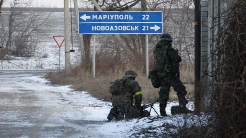 Мариуполь Новоазовск