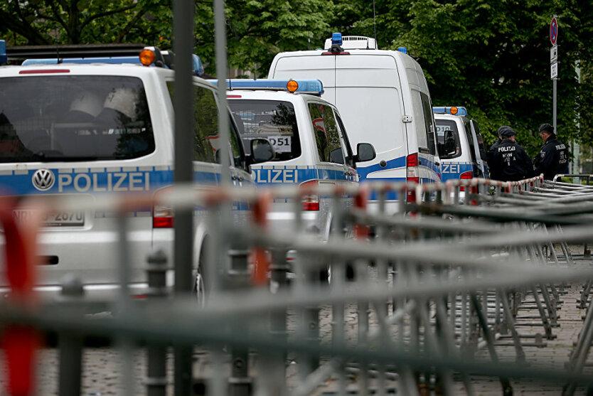 полиция_Германия_Кельн