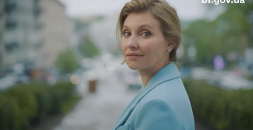 первая леди Украины Елена Зеленская, личный карантин