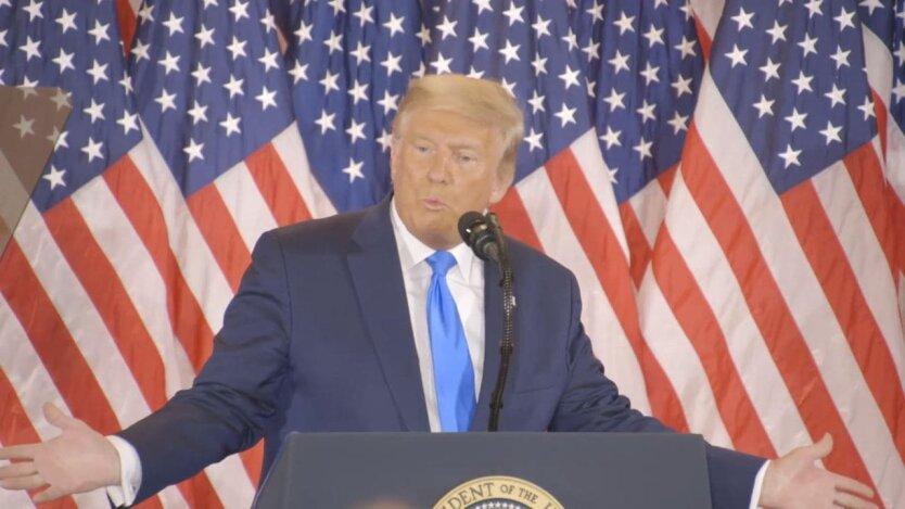 Слишком рано Трамп объявил о своей победе