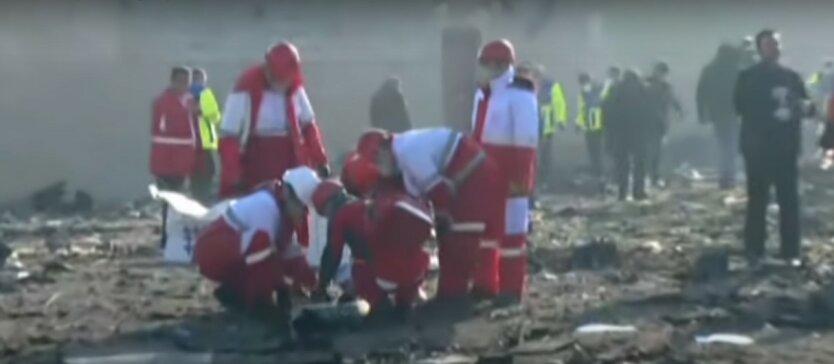 """Расследование трагедии """"Боинга"""" МАУ в Иране,обвиняемые по делу о сбитом в Иране самолете МАУ"""