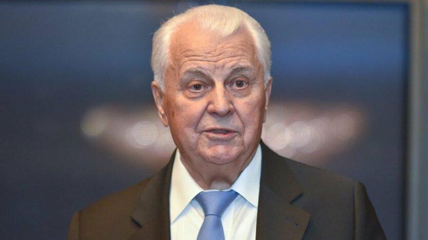 Леонид Кравчук,ТКГ в Минске,война на Донбассе,урегулирование конфликта на Донбассе