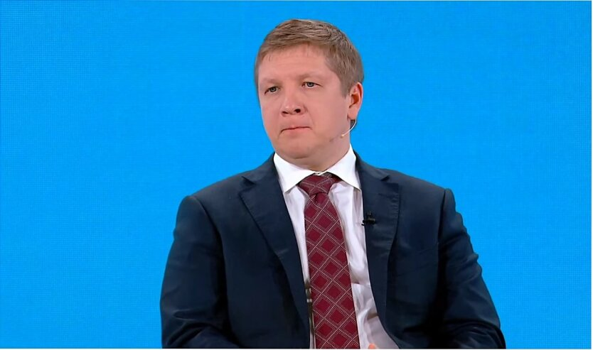 Андрей Коболев, Нафтогаз Украины, Цены на газ в Украине, Годовой тариф на газ