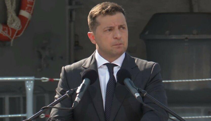 В День ВМС Украины Зеленский сделал громкое заявление