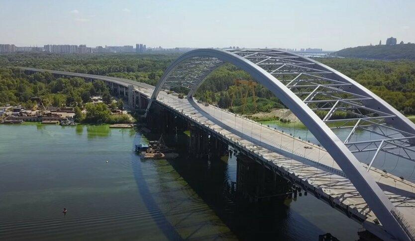 Кличко и Укравтодор не могут поделить Подольский мост