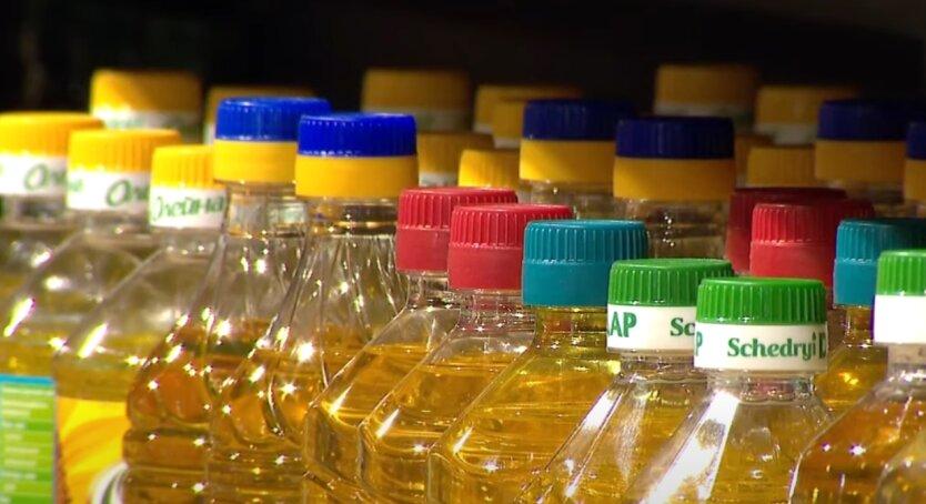 Подсолнечное масло, цены