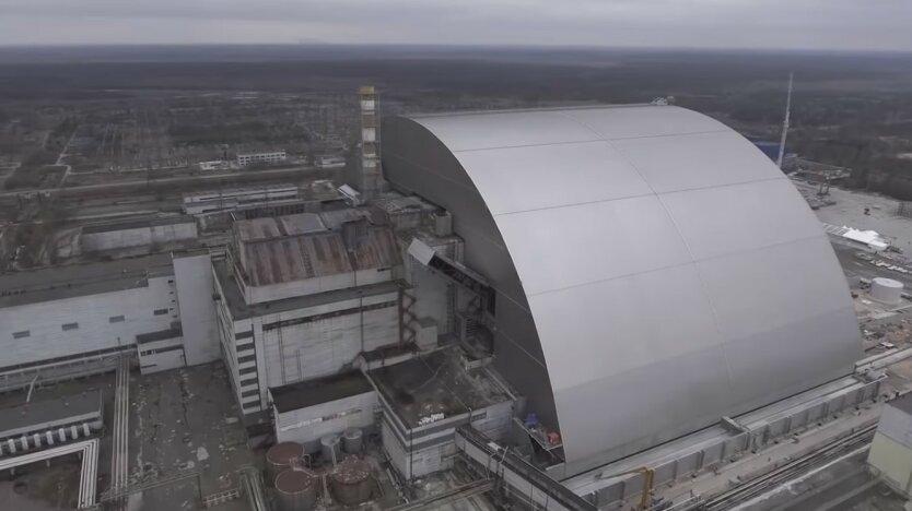 Саркофаг на ЧАЭС, Авария на ЧАЭС, Угроза Чернобыля