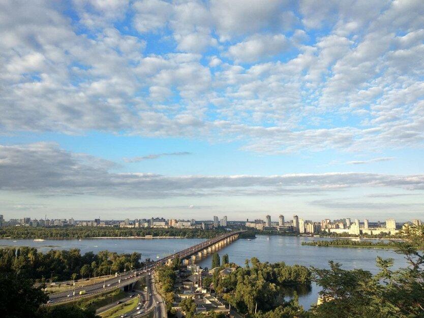 """Киев, фото """"Хвиля"""""""