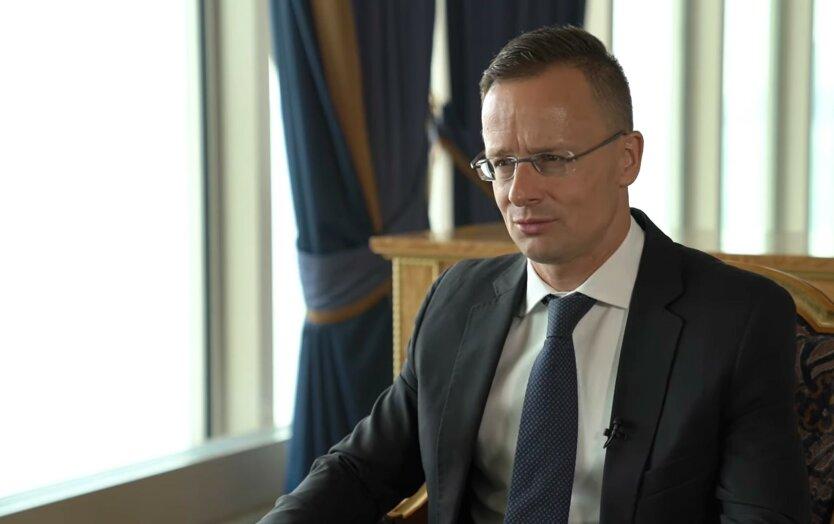 Петер Сийярто, МИД Венгрии, Газпром