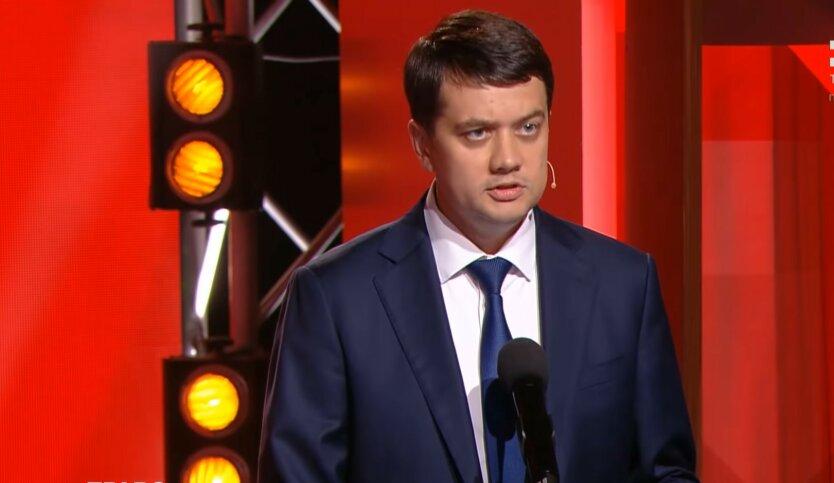 Дмитрий Разумков, Батькивщина, голосование за отставку Раузмкова