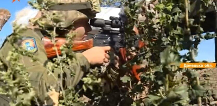 Война на Донбассе, российские боевики, Украина