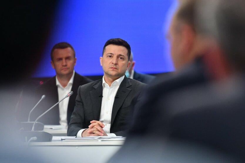 Владимир Зеленский, президент Украины, фото - president.gov.ua