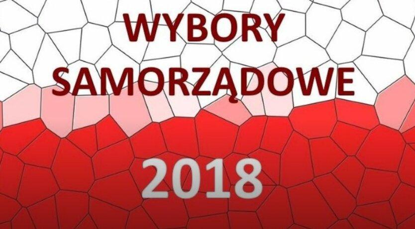 Местные выборы в Польше 2018