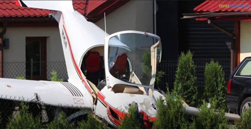 Авиакатастрофа в Польше