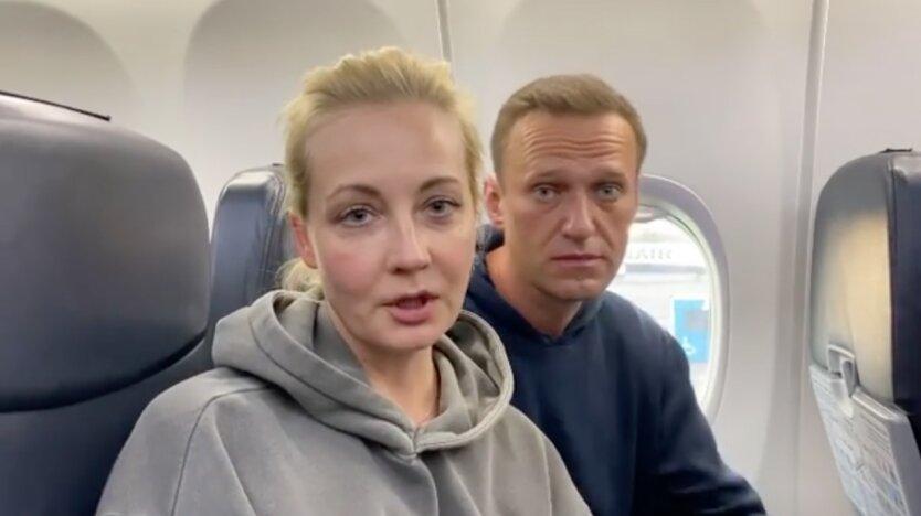Алексей Навальный, отравление, владимир зеленский