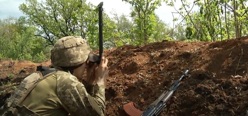 Режим тишины, Донбасс, перемирие