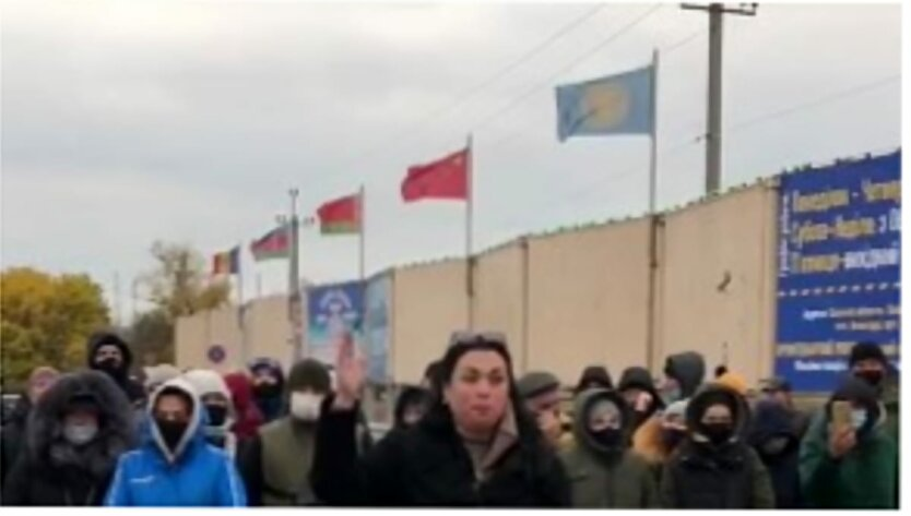 Забастовка предпринимателей, Карантин выходного дня, Карантин в Одессе