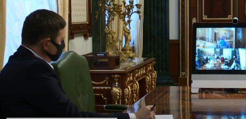 Видеоблог Владимира Зеленского
