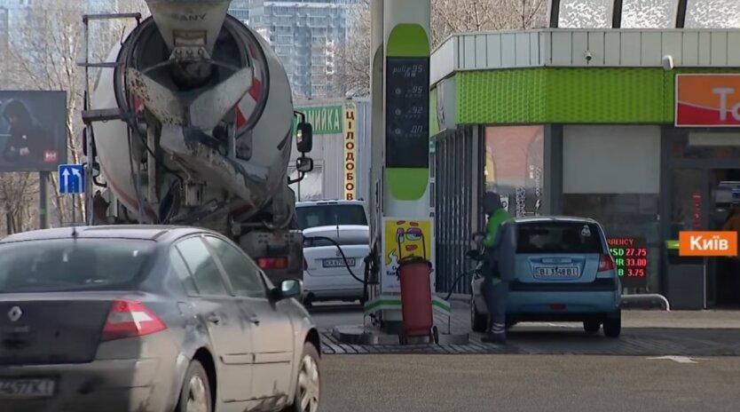 Топливо, бензин, дизель