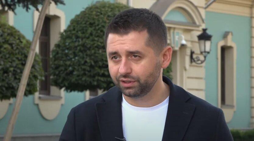 "Давид Арахамия, Александр Дубинский, ""Слуга народа"""