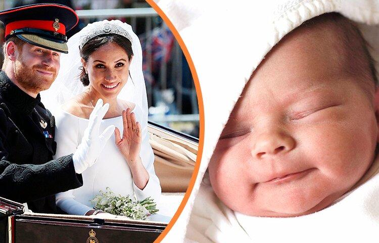 Сын принца Гарри и Меган Маркл «занялся» благотворительностью
