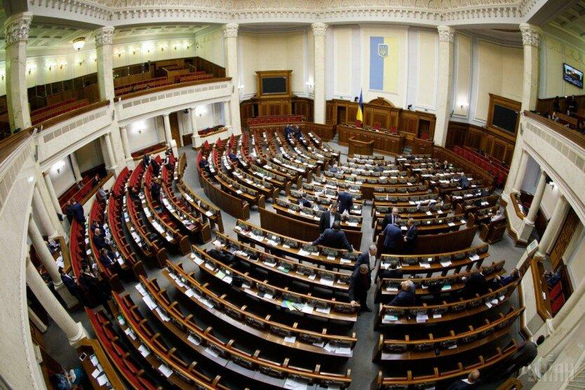 Депутаты наплевали на внеочередное заседание Рады