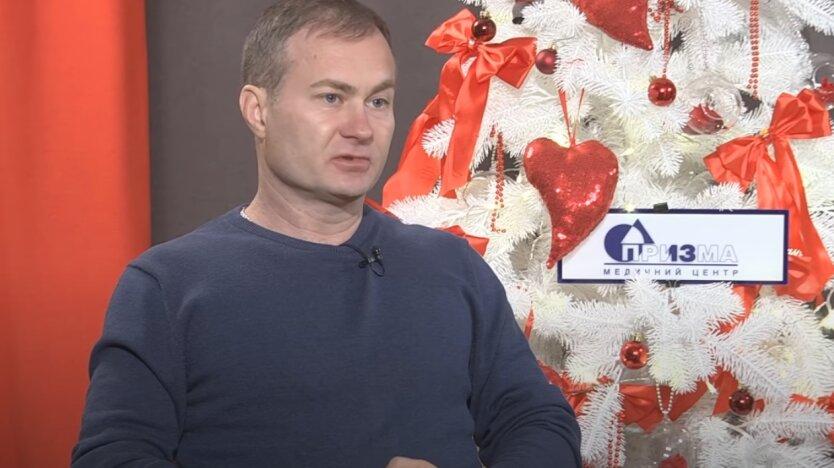 Сергей Гармаш, ОРДЛО, COVID-19
