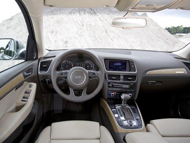 Audi Q5 авто