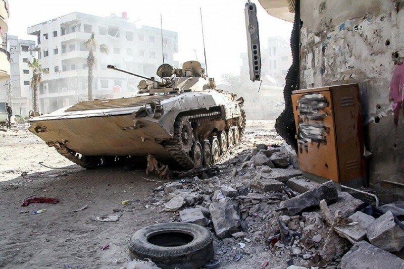 война в Сирии4