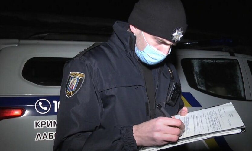 В Киеве произошло очень странное ДТП с полуголым парнем, он погиб: фото